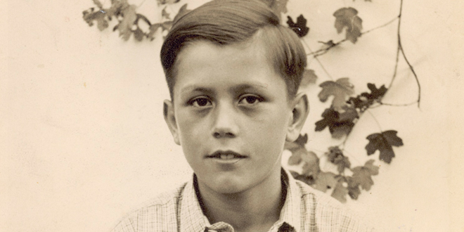 Dieter F. Uchtdorf of Church's First Presidency Recounts Childhood Refugee Ordeal