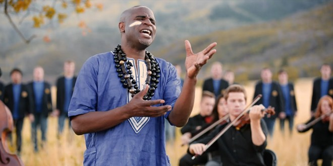 "Alex Boyé Releases New Version of ""The Lord's Prayer"" in Swahili"