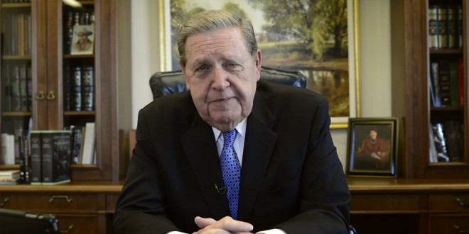 Elder Holland Felt the Need to Answer This Question About Missionaries and Mental Health Early