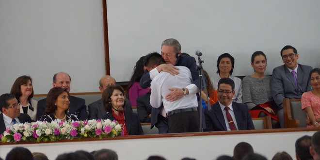 Elder Holland Shares Emotional Photo, Thoughts from Trip to Ecuador and Peru