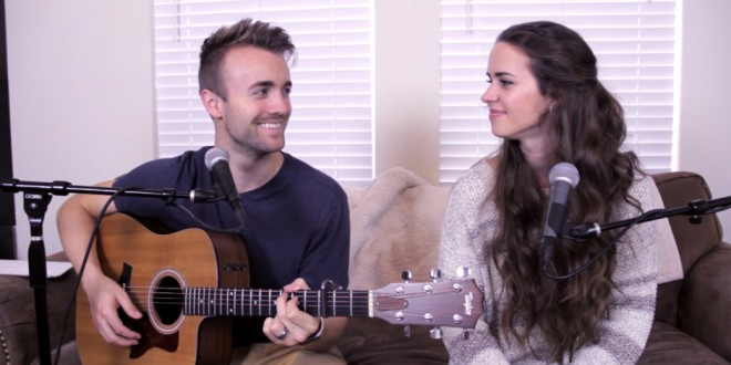 Popular LDS Couple Sing A Lullaby to Comfort Us All