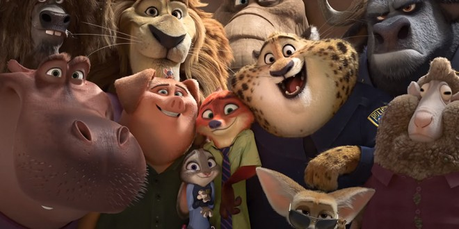 These Zootopia Gifs Describe YSA Wards Perfectly