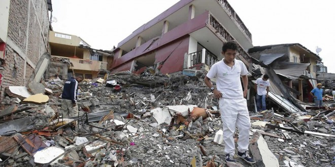 All LDS Missionaries Safe After Devastating Ecuador Earthquake