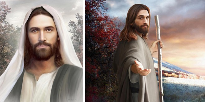 Check Out These Six Stunning Digital Paintings of Jesus Christ | LDS ...