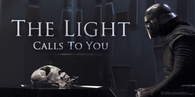 The Light Calls To You