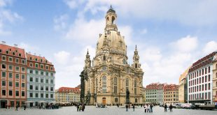 20 Unique Photos of the Frauenkirche in Dresden, Germany