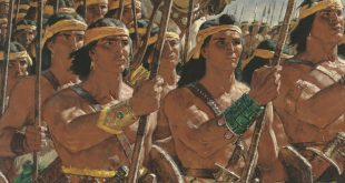 The Forgotten Fathers of the Stripling Warriors