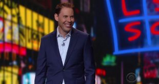 Watch This Hilarious LDS Comedian Totally Winning Life on The Late Show with Stephen Colbert