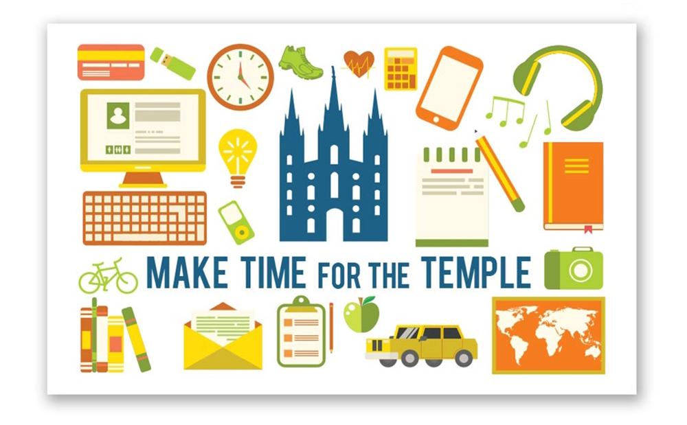 Make Time for the Temple