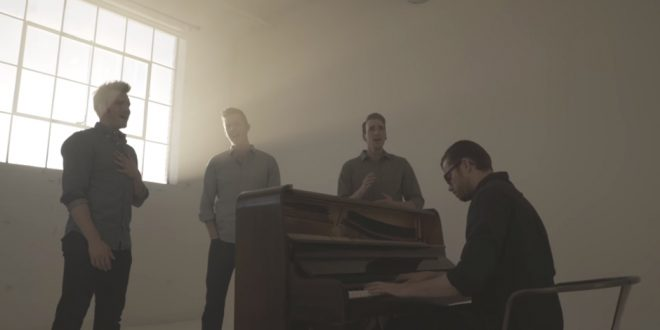 "GENTRI Covers ""Just the Way You Are"" For Mother's Day"