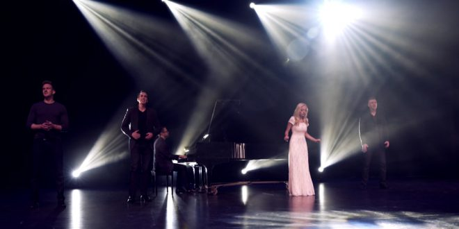 """GENTRI, Madilyn Paige Sing Medley of """"Say Something"""" and """"Angel"""" to Help Stop Child Sex Slavery"""