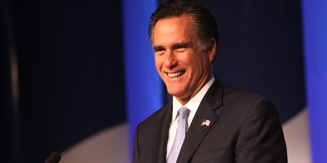Mitt Romney's Family Want Him to Run for President