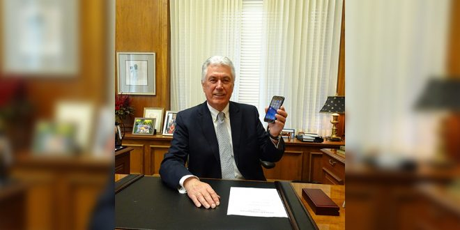 President Dieter F. Uchtdorf Compares Seer Stone to Cell Phones