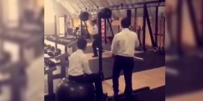 Video of LDS Missionaries Featured on CrossFit Facebook Page