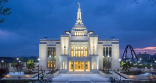 First Look Inside the New Sapporo Japan Temple