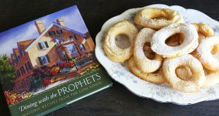How to Make Brigham Young's Buttermilk Doughnuts