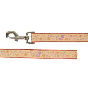 pet leash_pink