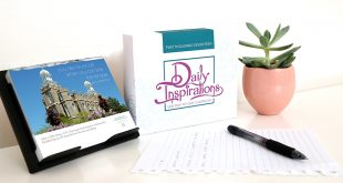 Do You Want LDS Inspiration Every Day of the Year?