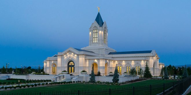 First Look Inside the Fort Collins Colorado Temple
