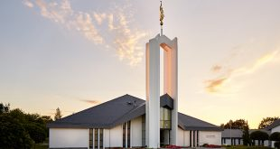 German Mormon Temple Reopens for Public Tours