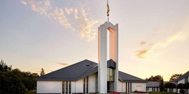 German Mormon Temple Reopens for Public Tours