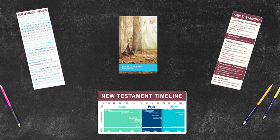 Seminary Teachers! Here's Everything You Need for the 2016
