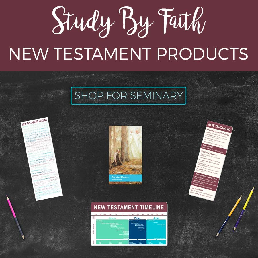 new testament products