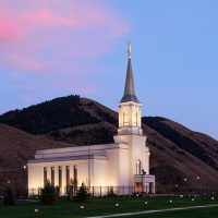 Here's the First Look Inside the Star Valley Wyoming Temple