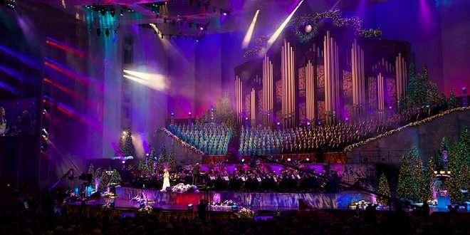 Lds Christmas Concert.Mormon Tabernacle Choir Announces New System For Christmas