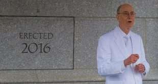 Philadelphia Pennsylvania Temple Is Dedicated by President Henry B. Eyring