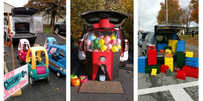 30 epic trunk or treat ideas you can do this halloween