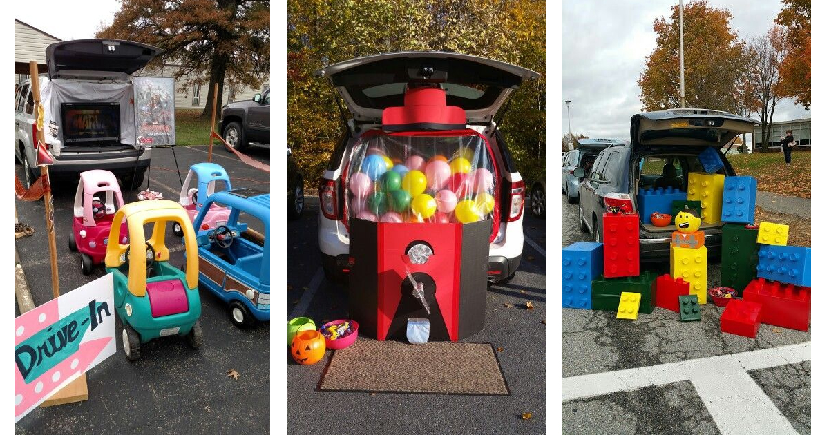 2020 Trunk Or Treat Ideas 30 Epic Trunk or Treat Ideas You Can Do This Halloween | LDS Daily