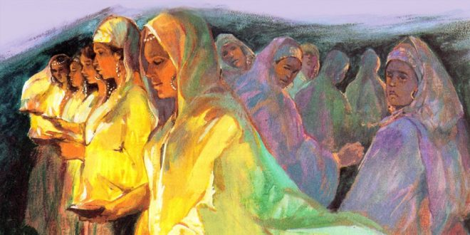 How We Can All Be Like the 5 Foolish Virgins