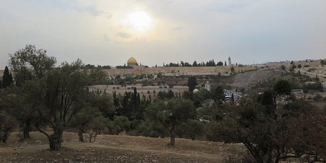 Mormon and Jewish Delegation Gather at Historic Jerusalem Site