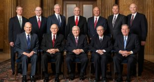 LDS Church Responds to Leaked Videos of 12 Apostles in Private Meetings