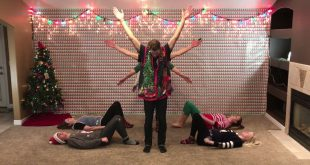 8 LDS Siblings With Viral Christmas Videos Strike Again