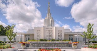 Idaho Falls Idaho Temple Open House, Rededication Dates Announced