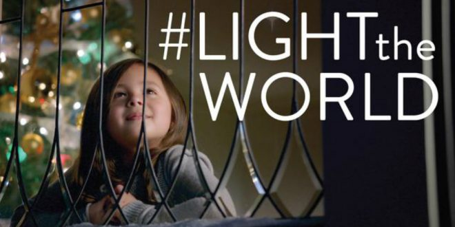 Lds Christmas Initiative 2019 LDS Church Set to Launch 'Light the World' Christmas Initiative