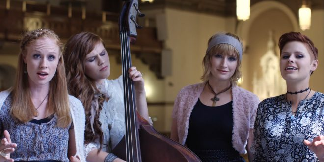 These LDS Sisters Put a Rustic Country Spin on 'Amazing Grace'