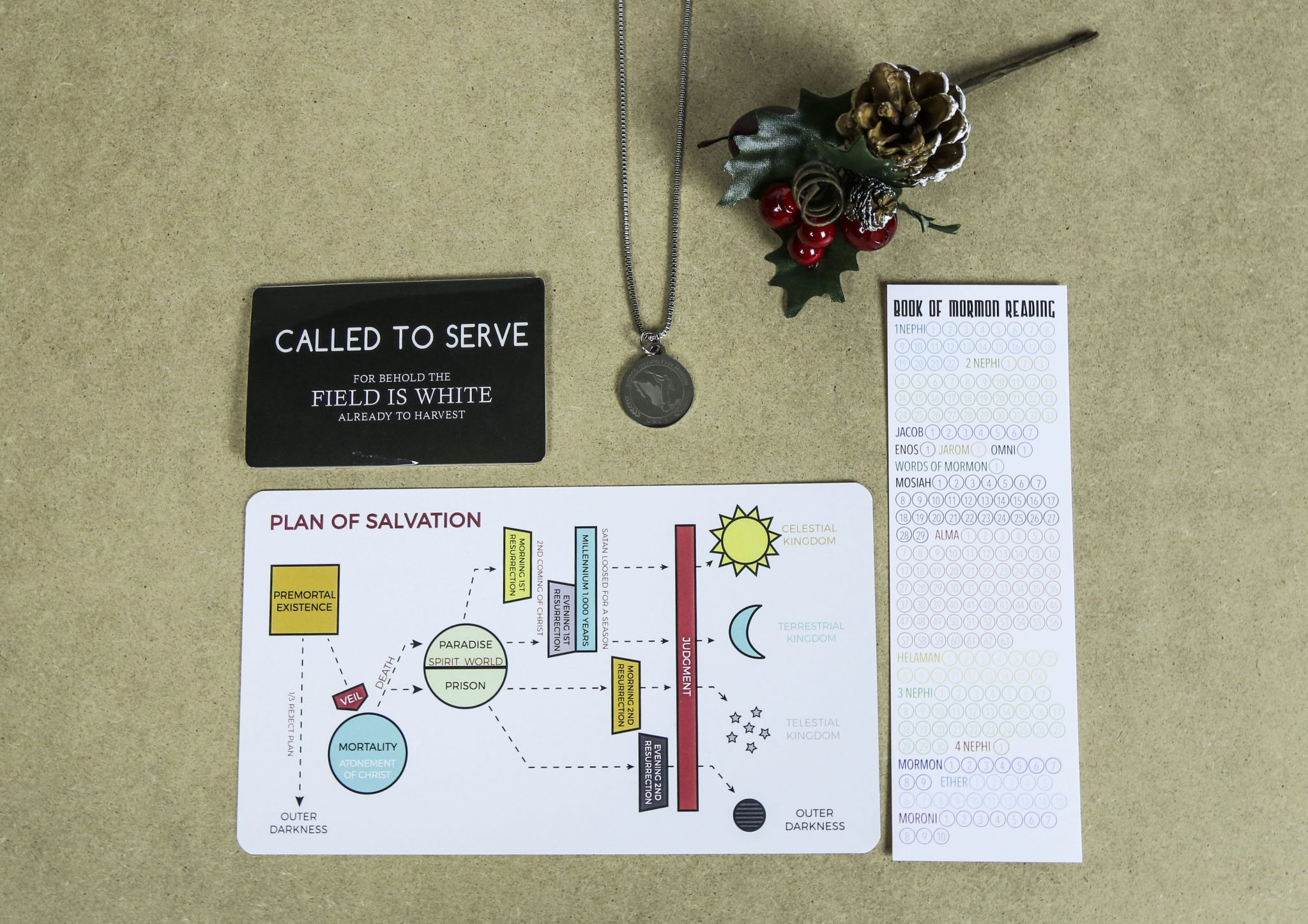 Sister Missionary Gift Pack