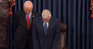 Elder Christofferson Offers Prayer in U.S. Senate
