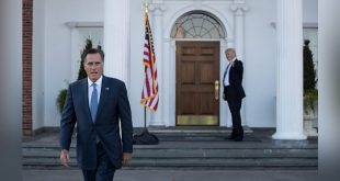 The New York Times Writes: The Case for Mitt Romney
