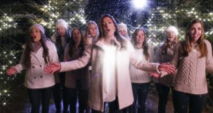 This Special Rendition of Angels We Have Heard on High from BYU Noteworthy Will Brighten Your Day