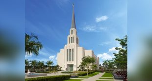 Groundbreaking Announced for the Rio de Janeiro Brazil Temple