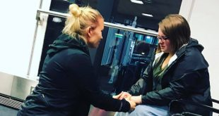 Non-Member Comforts Crying LDS Missionary at SLC Airport