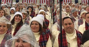 Watch Mormon Tabernacle Choir Sing at US Presidential Inauguration