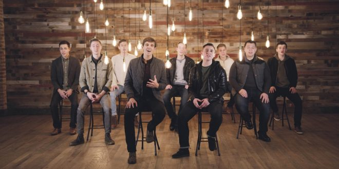 "BYU Vocal Point Infuses Peace Into Hymn ""It Is Well with My Soul"""