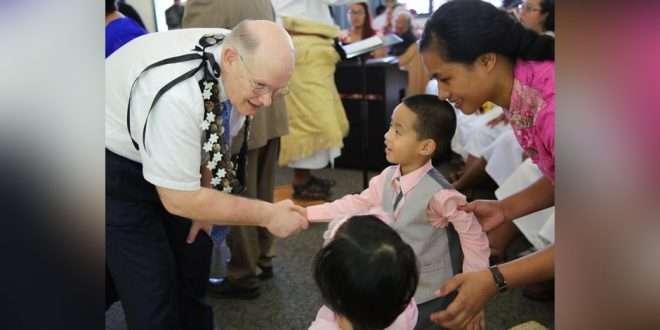 Elder Dale G. Renlund Meets with Tongan Saints, Royal Family