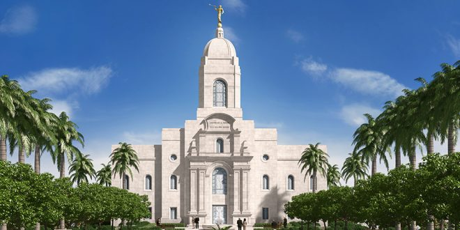 Groundbreaking Announced for Arequipa Peru Temple