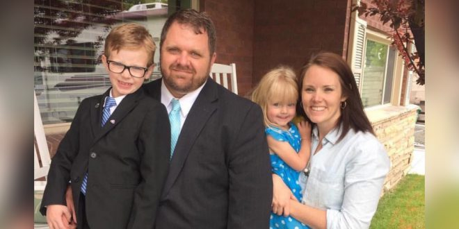 LDS Bishop & His 2 Children Perish in Tragic Plane Accident
